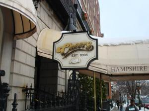 cheers bar boston