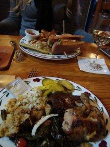 Biltmore food