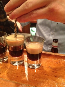 Porters shots
