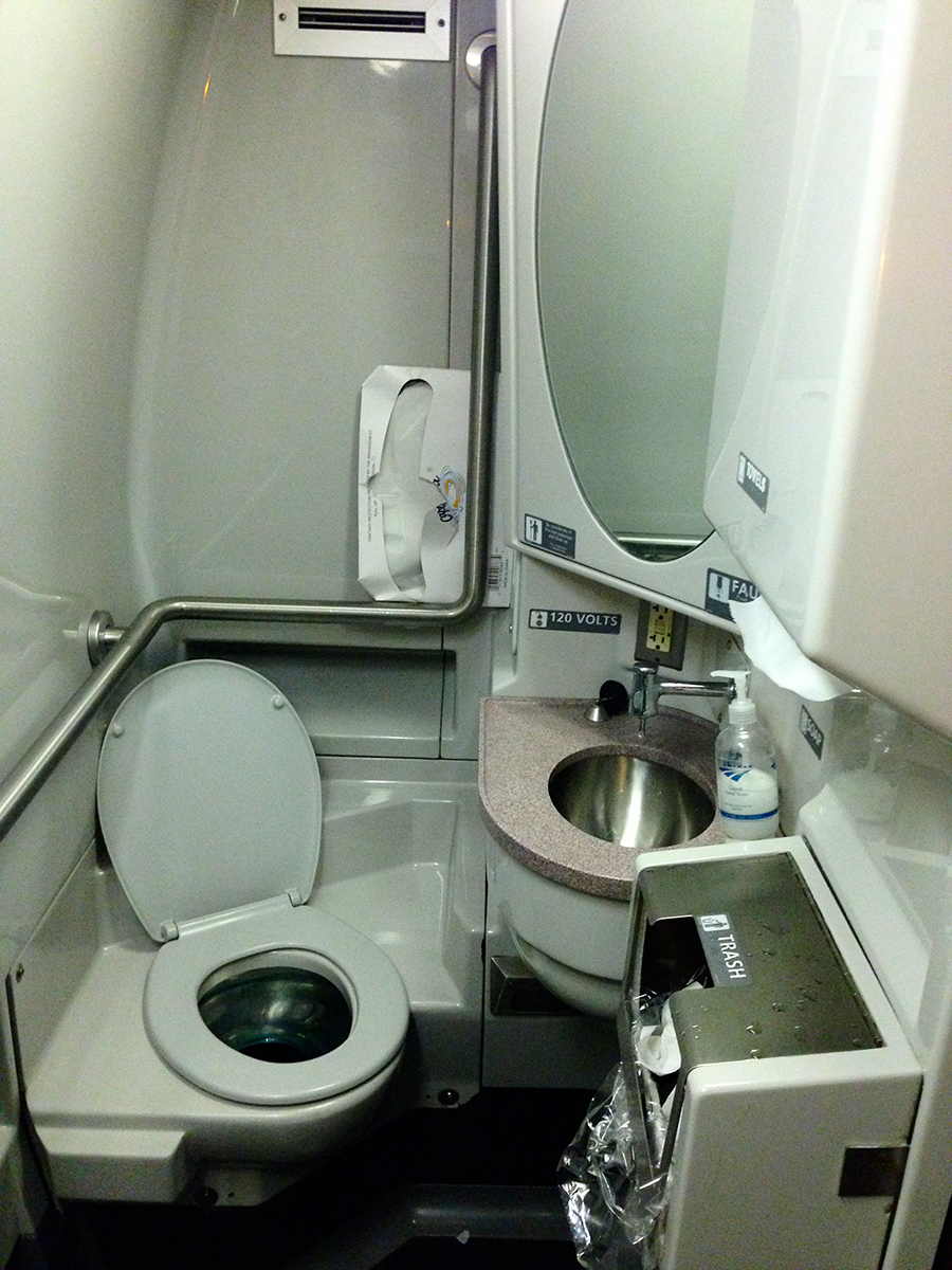 Amtrak empire service to nyc saves lives will travel Empire bathrooms