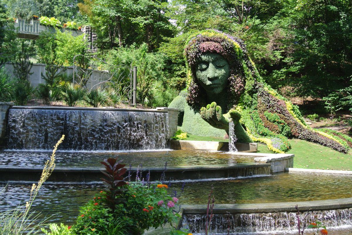 atlanta botanical gardens a photoblog saves lives will