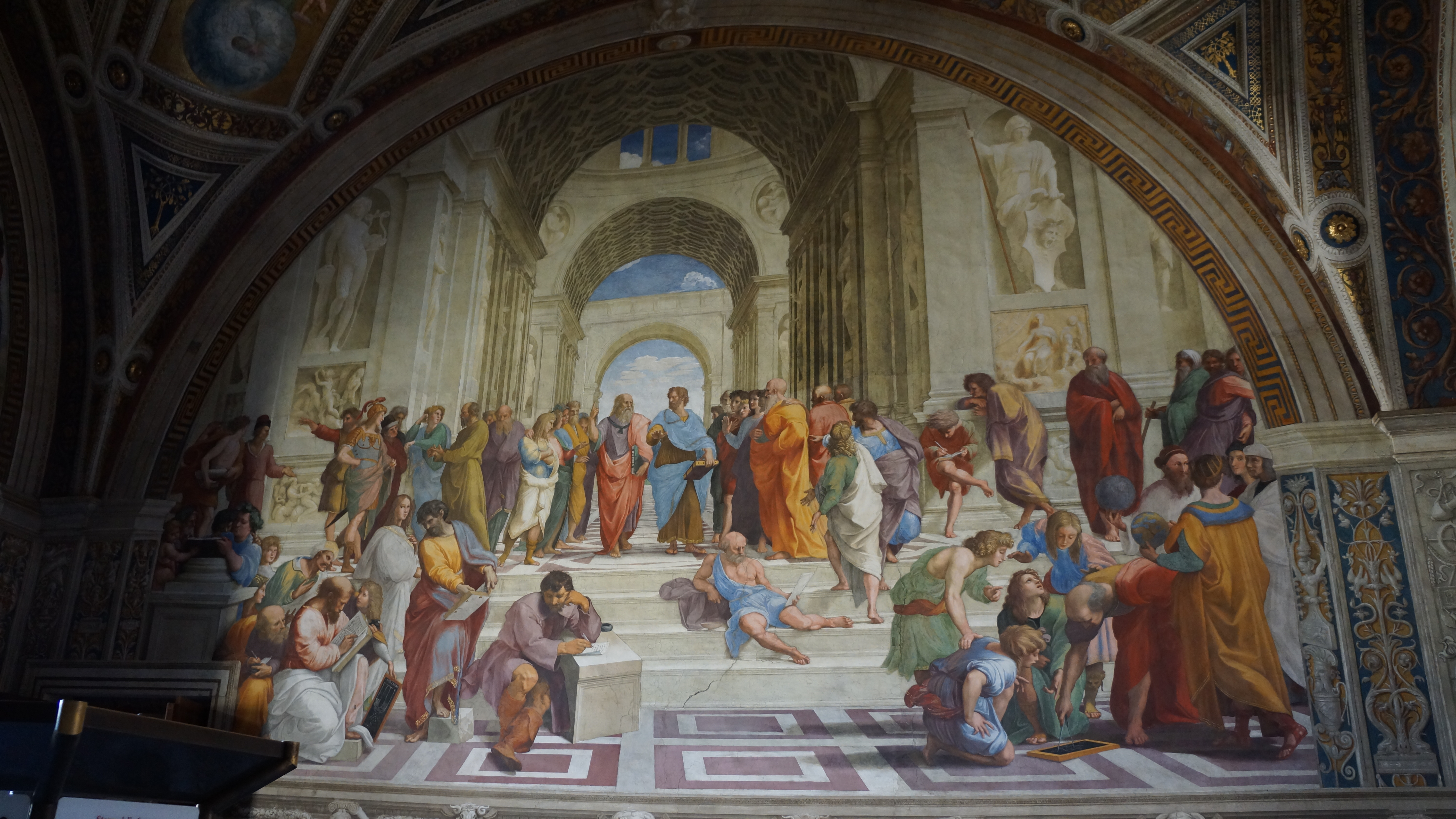Pristine Sistine-The Chapel at it's Best: A Tour with ...