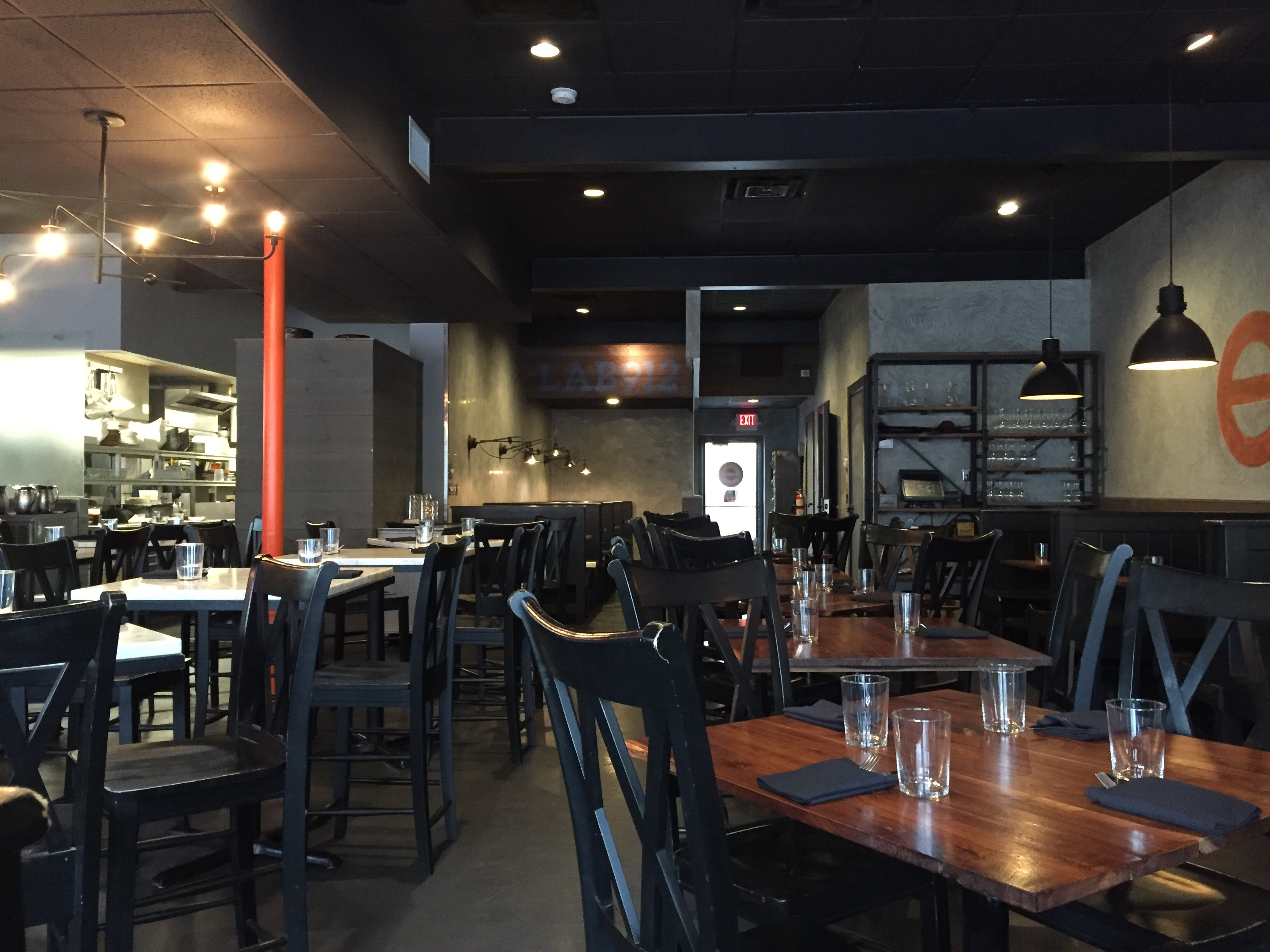Tampa Restaurant Review Edison Food Drink Lab Saves Lives Will
